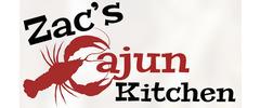 Zac's Cajun Kitchen Logo