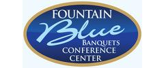 Fountain Blue Banquets logo