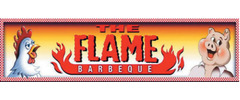 The Flame BBQ Logo