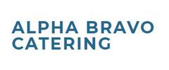Alpha Bravo Catering Logo
