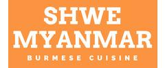Shwe Myanmar Burmese Cuisine Logo