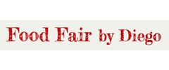Food Fair by Diego Logo