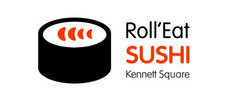 Roll Eat Sushi Logo