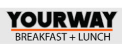 Yourway Breakfast + Lunch Logo