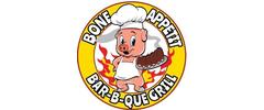 Bone Appetit Bar-B-Que Grill Logo