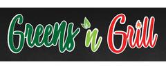 Greens 'n Grill Logo