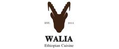Walia Ethiopian Cuisine Logo