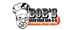 Bob's Backyard Barbecue Logo
