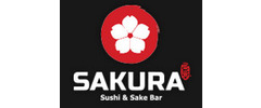 Sakura Sushi & Sake Bar Logo