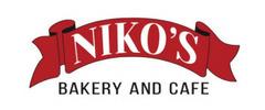 Niko's Bakery & Cafe Logo
