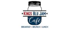 Kings Blu Jam Cafe Logo