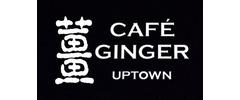 Cafe Ginger Uptown Logo