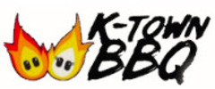 K-Town BBQ Logo