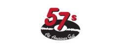 57s All American Grill Logo