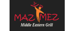 Mazmez Middle Eastern Grill Logo