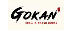 Gokan Sushi & Katsu House Logo