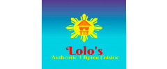 Lolo's Filipino Cuisine Logo