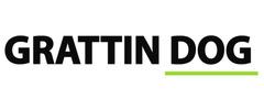 Grattin Dog Logo