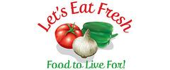 Let's Eat Fresh Logo
