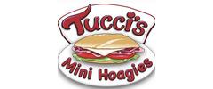 Tucci's Mini Hoagies Logo