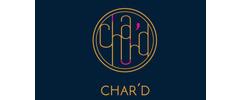 Char'd Logo