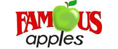 Famous Apples Logo