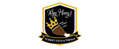 King Henry's Turkey Legs and Things Logo