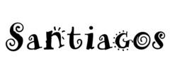 Santiago's Beer Garden Logo