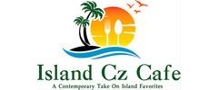 Island Cz Cafe Logo