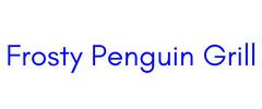 Frosty Penguin Grill Logo