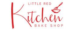 Little Red Kitchen Bake Shop Logo