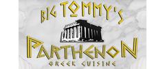 Big Tommy's Parthenon Logo