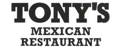 Tony's Mexican Restaurant Logo