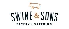 Swine & Sons Logo