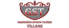 GST Greenwich Sports Tavern Village Logo