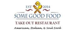 Some Good Food Logo