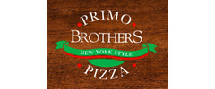 Primos Brothers Pizza Logo