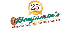 Benjamin's Bakery Logo