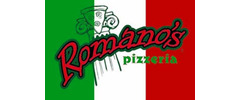 Romano's Pizza Italian Restaurant And Grill Logo