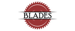 Blades Events & Catering Logo