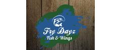 Fry Dayz Fish & Wings Logo