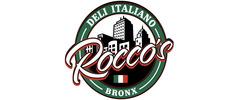Rocco's Deli Italiano Logo