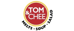 Tom & Chee logo