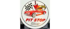 Pit Stop Diner Logo