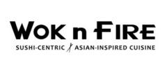 Wok N Fire logo