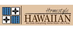 Homestyle Hawaiian logo
