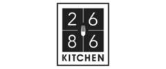 The 2686 Kitchen Logo