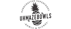 Uh-maze Bowls Logo