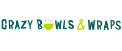 CBW- Crazy Bowls and Wraps Logo