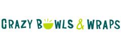 CBW- Crazy Bowls and Wraps logo